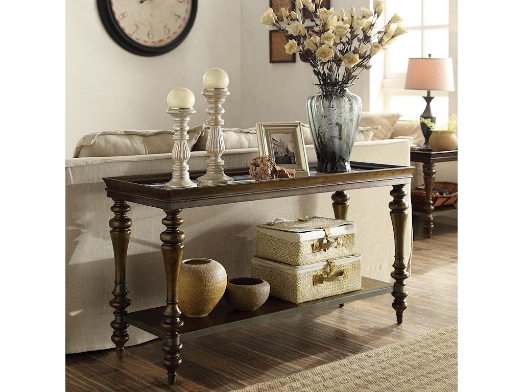 Riverside Furniture WindermierSofa Table