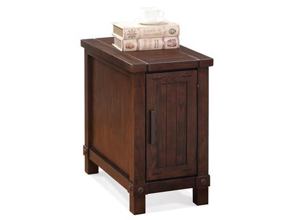 Riverside Furniture Windridge Chairside Chest