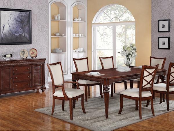 Formal Dining Room Group | Tampa, St Petersburg, Orlando, Ormond ...