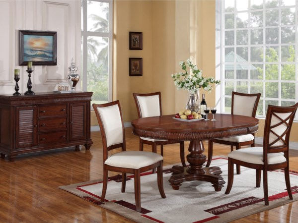 Casual Dining Room Group | Tampa, St Petersburg, Orlando, Ormond ...