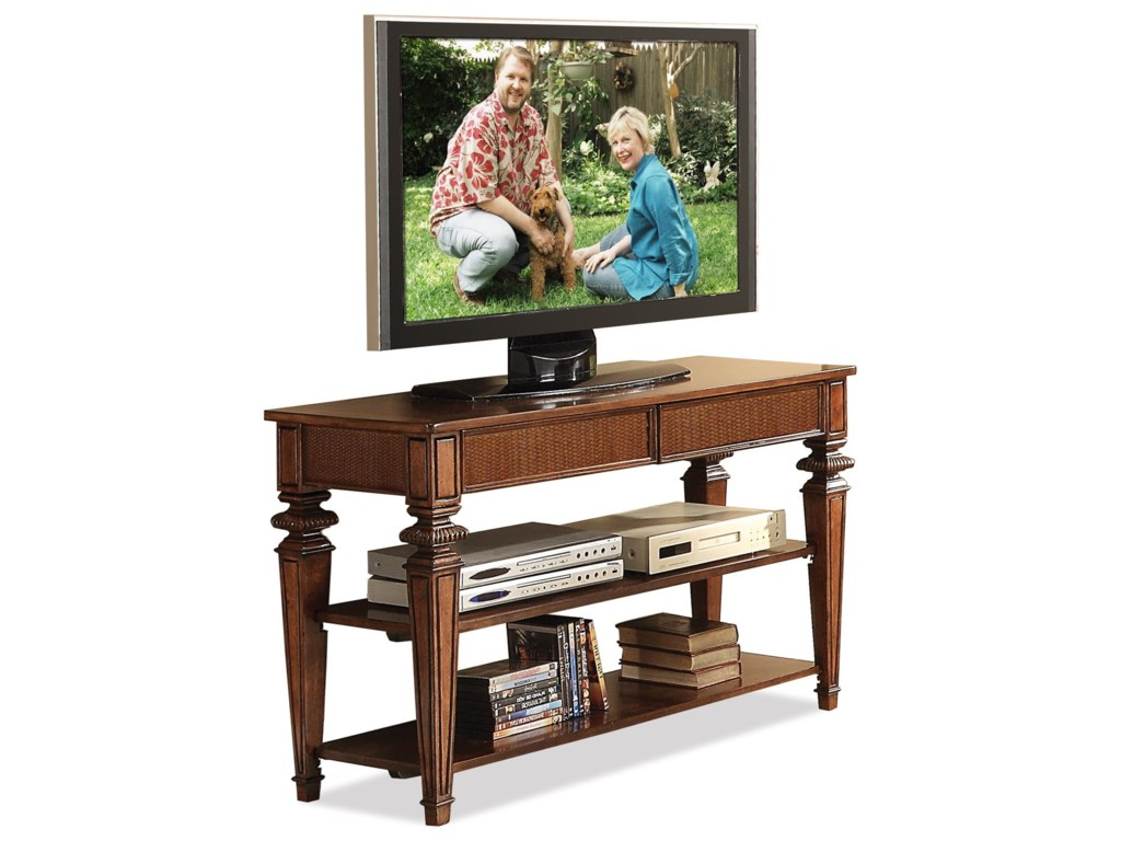 Riverside Furniture Windward BayConsole Table