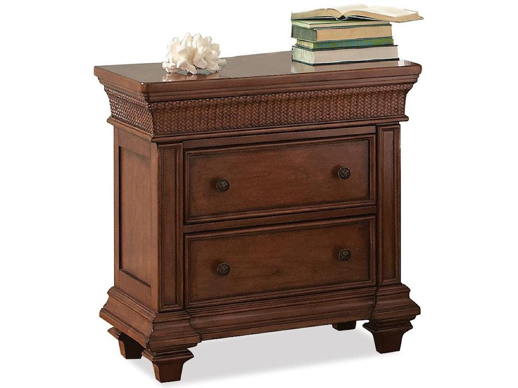 Riverside Furniture Windward Bay2-Drawer Nightstand