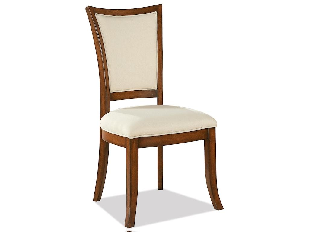 Riverside Furniture Windward BayXX-Back Upholstered Side Chair