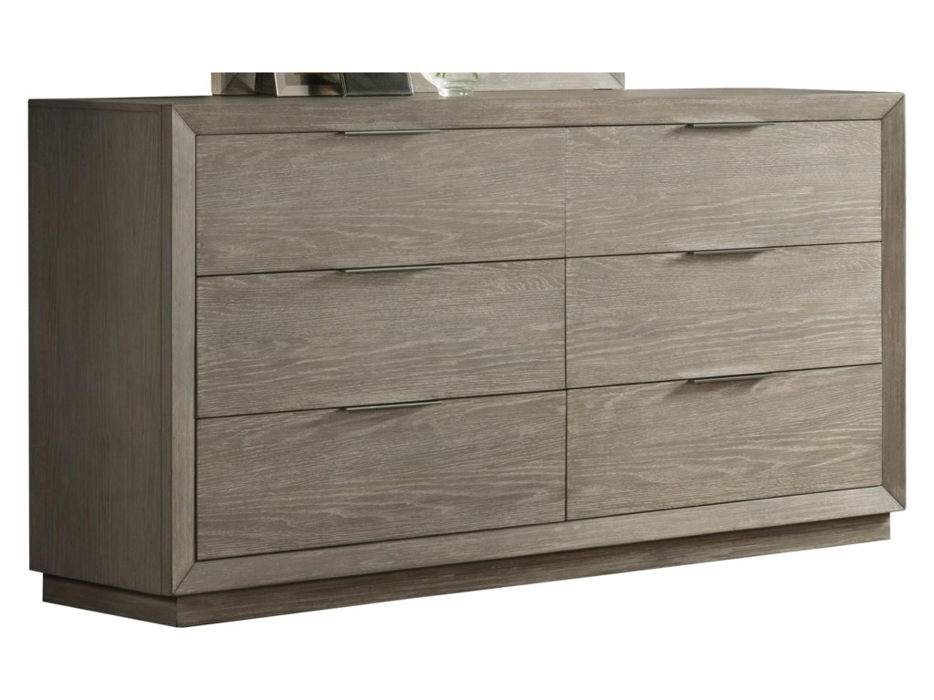 Riverside Furniture Zoey6 Drawer Dresser