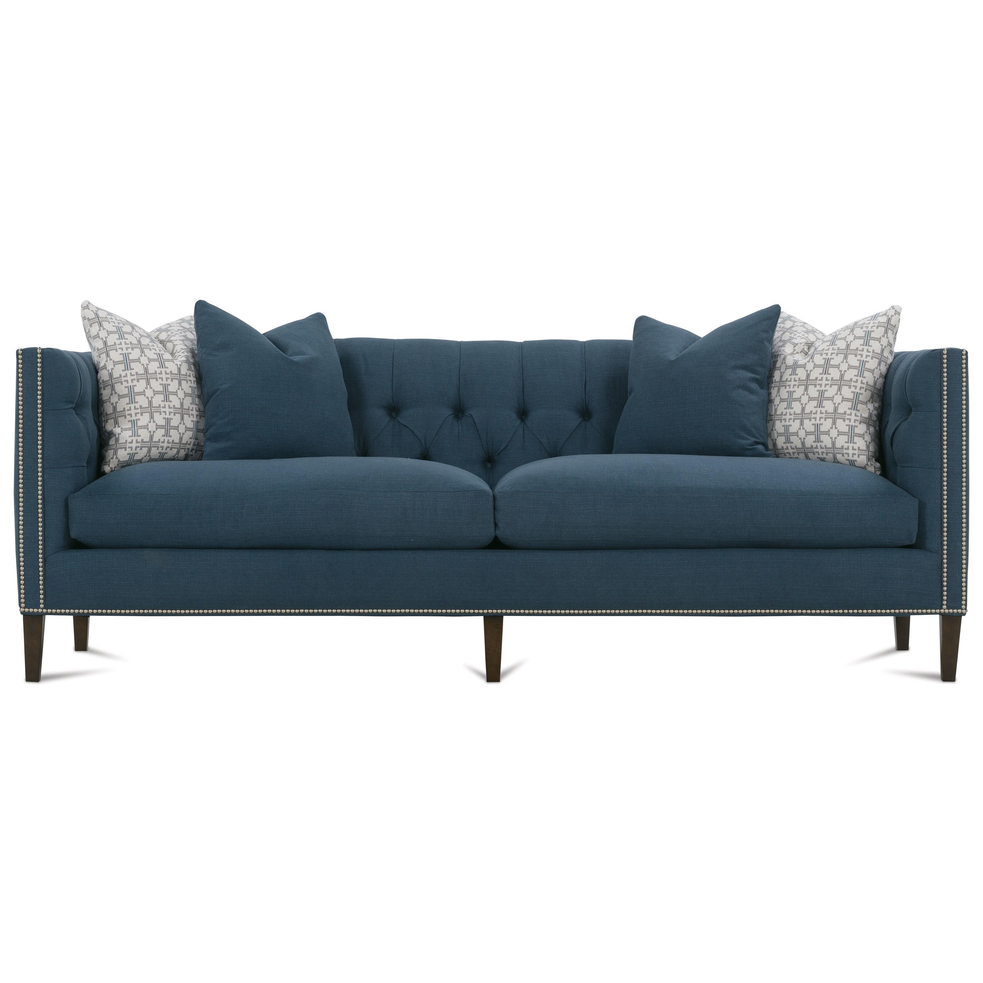 Robin Bruce Brette2 Cushion Sofa ...
