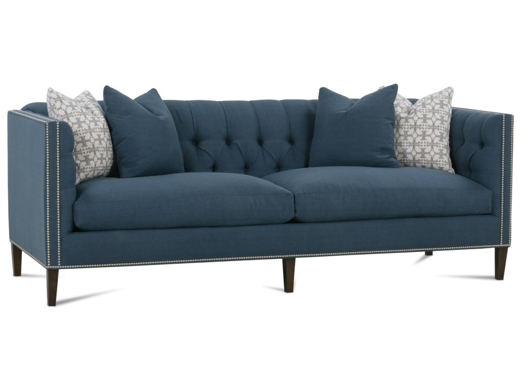 Robin Bruce Brette2 Cushion Sofa