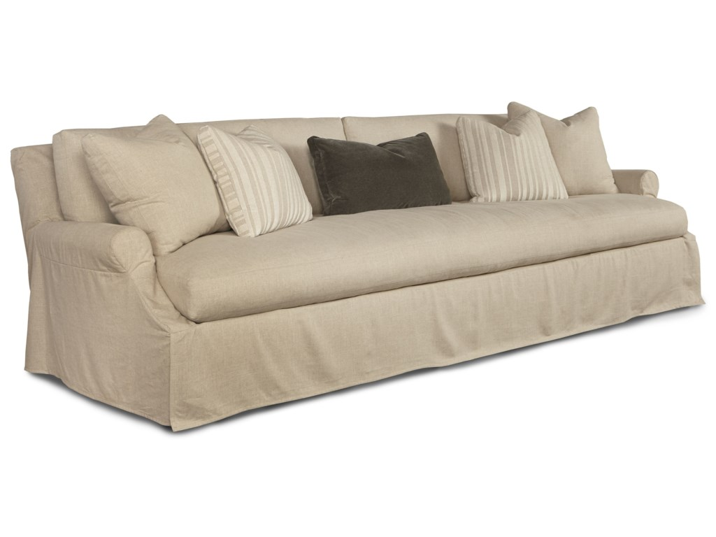 Rb By Rowe Bristolbench Cushion Slipcover Sofa