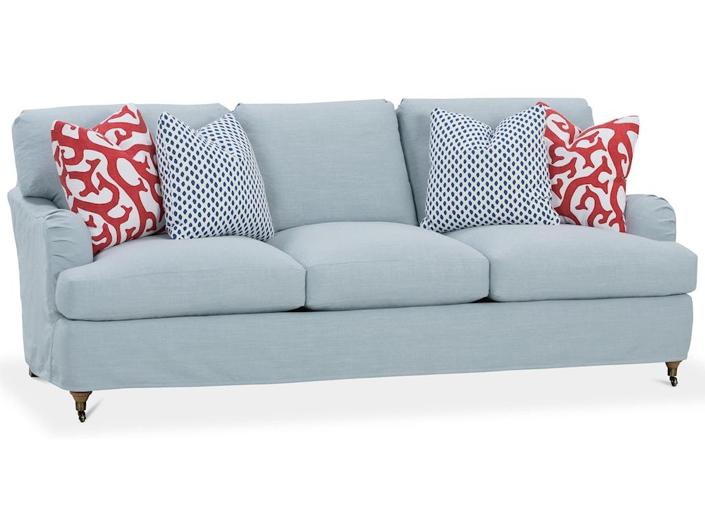 Rowe Slipcover Sofa Rowe Furniture Slipcover Sofas Barnett