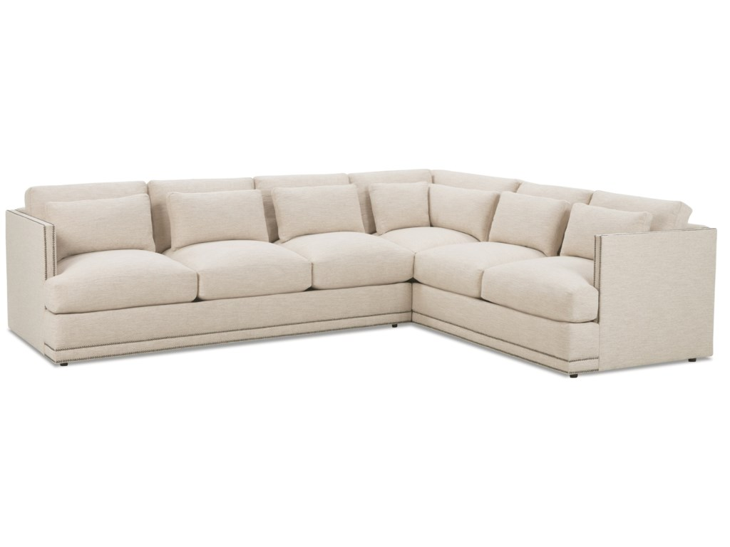 Robin Bruce OscarSectional Sofa Group