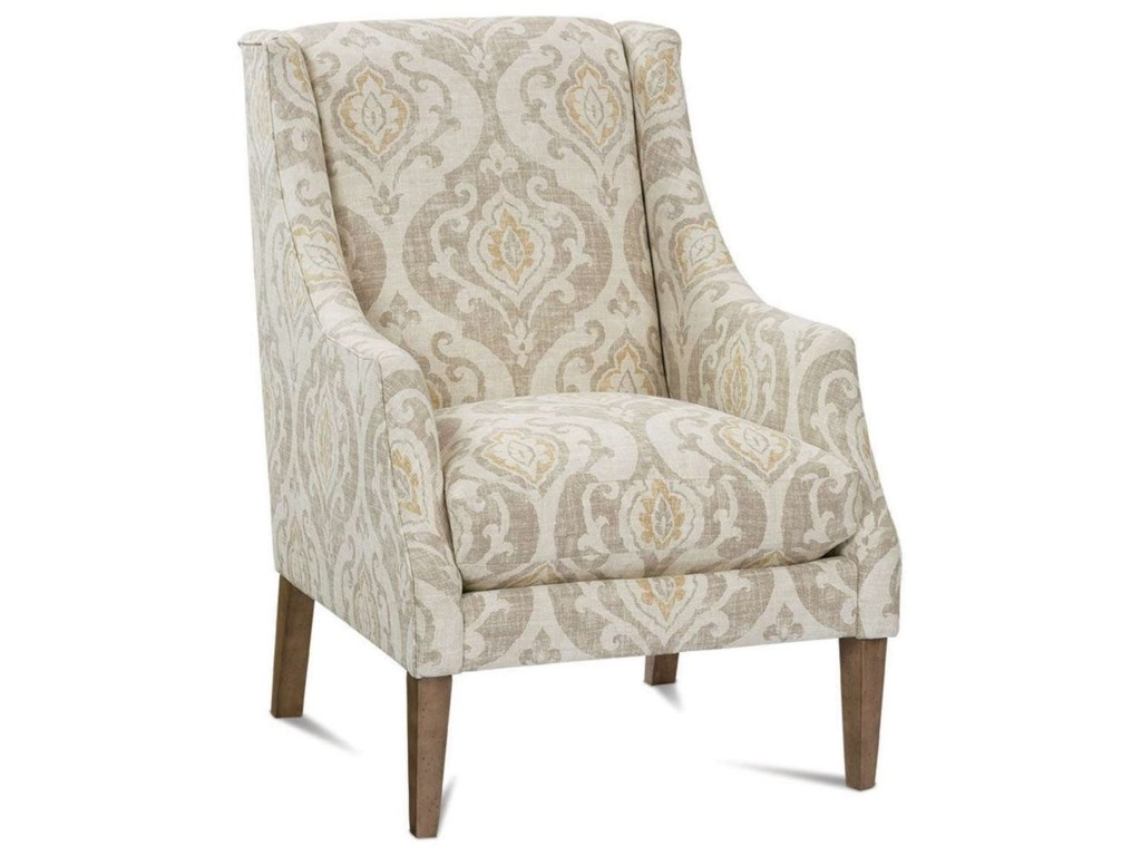 Robin Bruce Accent Chairs Jackson-CHR Jackson Upholstered ...