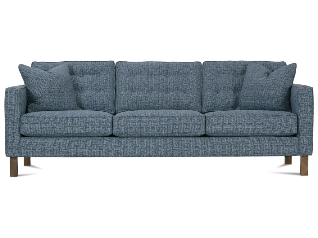 Rowe Abbott Three-Seat Sofa