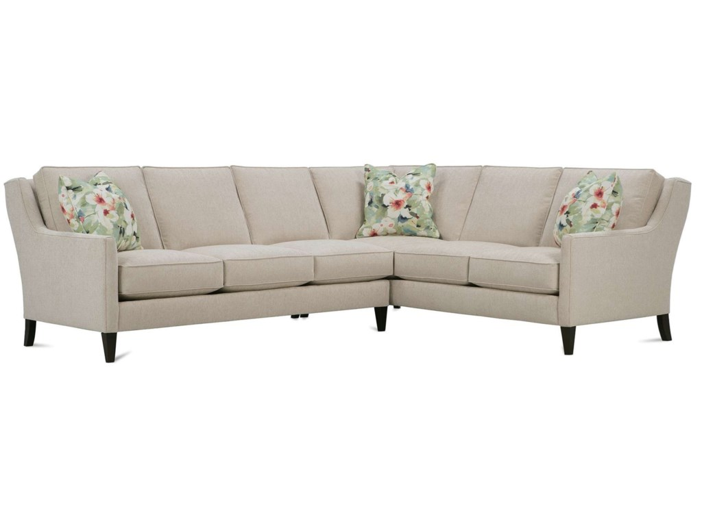 Rowe Andee5 Seat Sectional