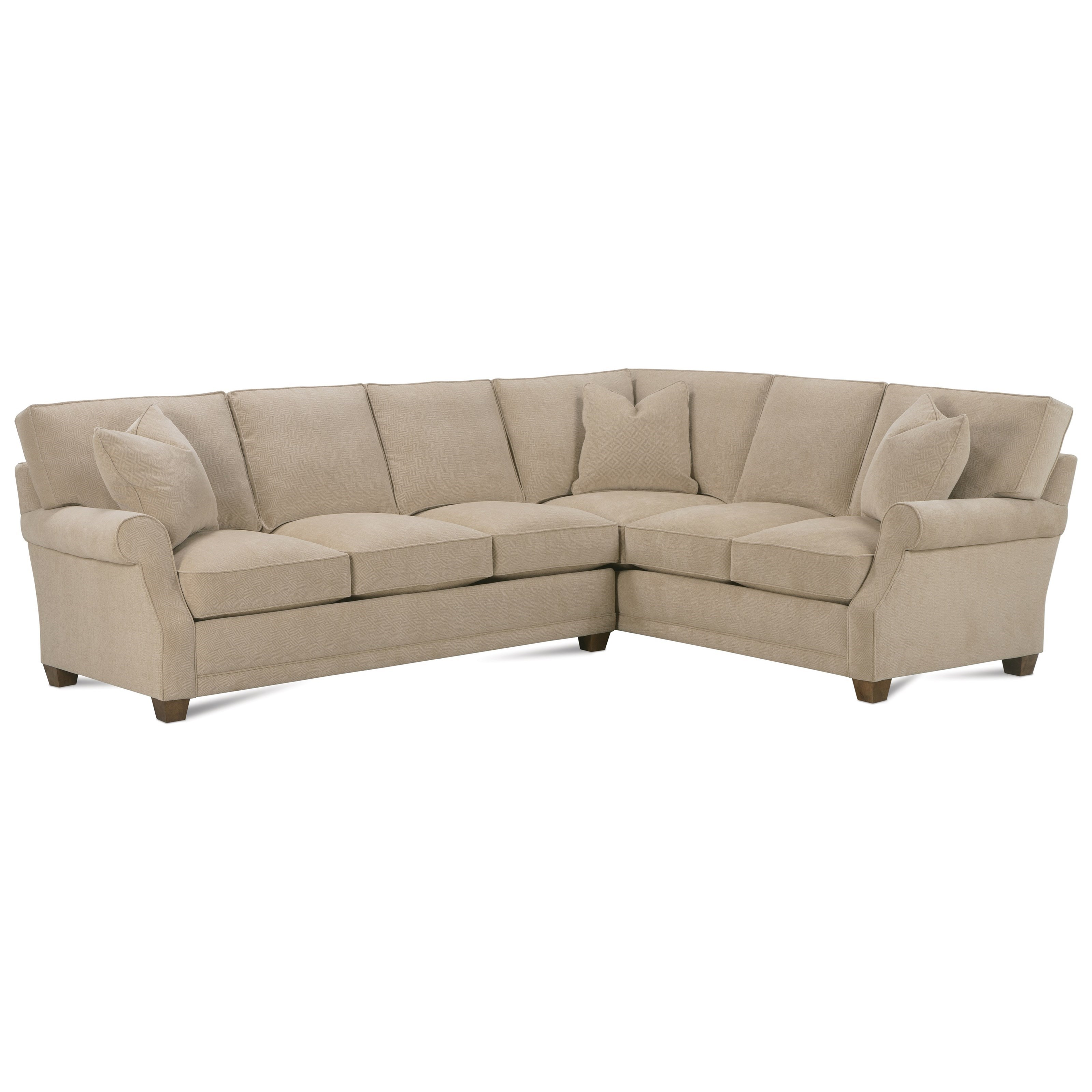 ... Rowe Baker Sectional Sofa. This piece may be shown differently in our showroom than as pictured on website. Select items have different fabric choices ...  sc 1 st  Becker Furniture World : rowe sectional sofas - Sectionals, Sofas & Couches