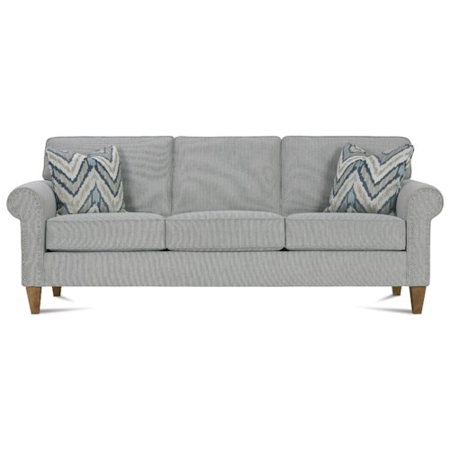 Rowe Bleeker - RXO <b>Customizable</b> Stationary Sofa