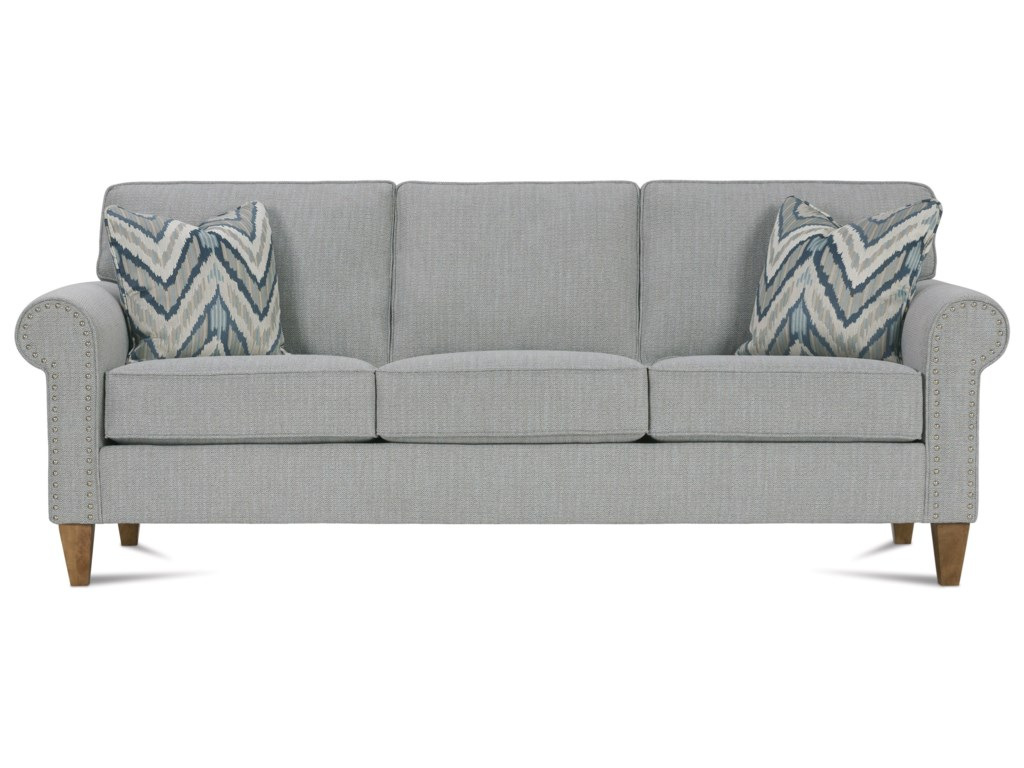 Rowe Bleeker - RXO<b>Custom</b> Sofa