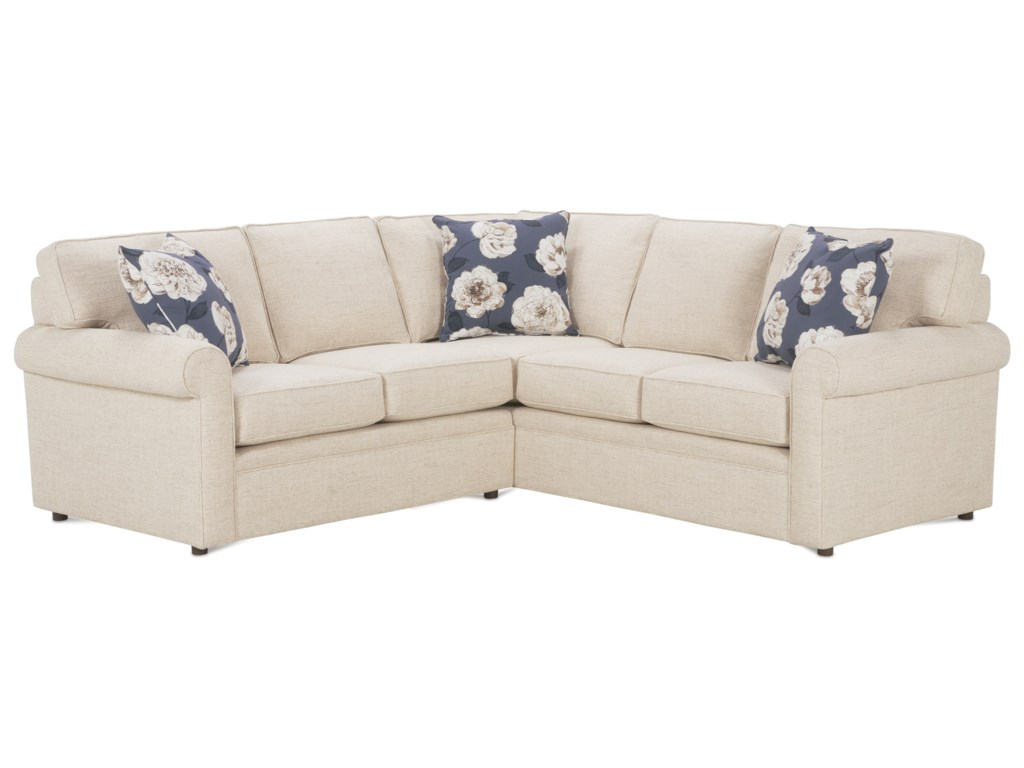 Rowe BrentwoodSectional Sofa