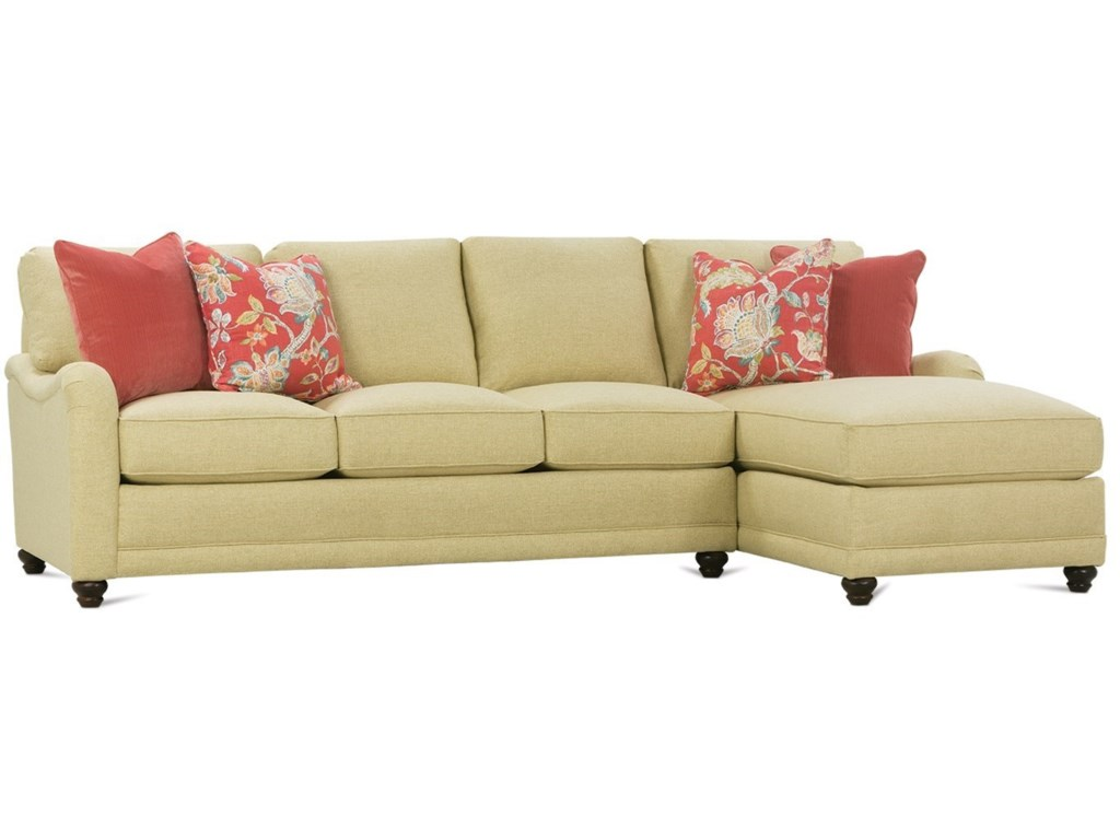 Customizable Sectional Sofa Chaise
