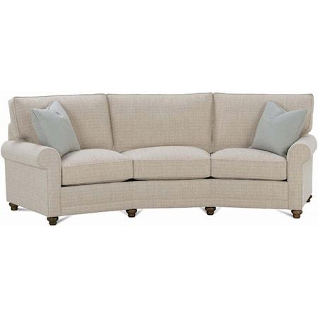 Customizable Conversation Sofa