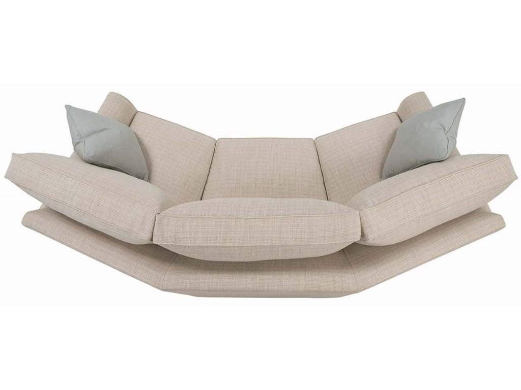 Rowe My Style ICustomizable Conversation Sofa