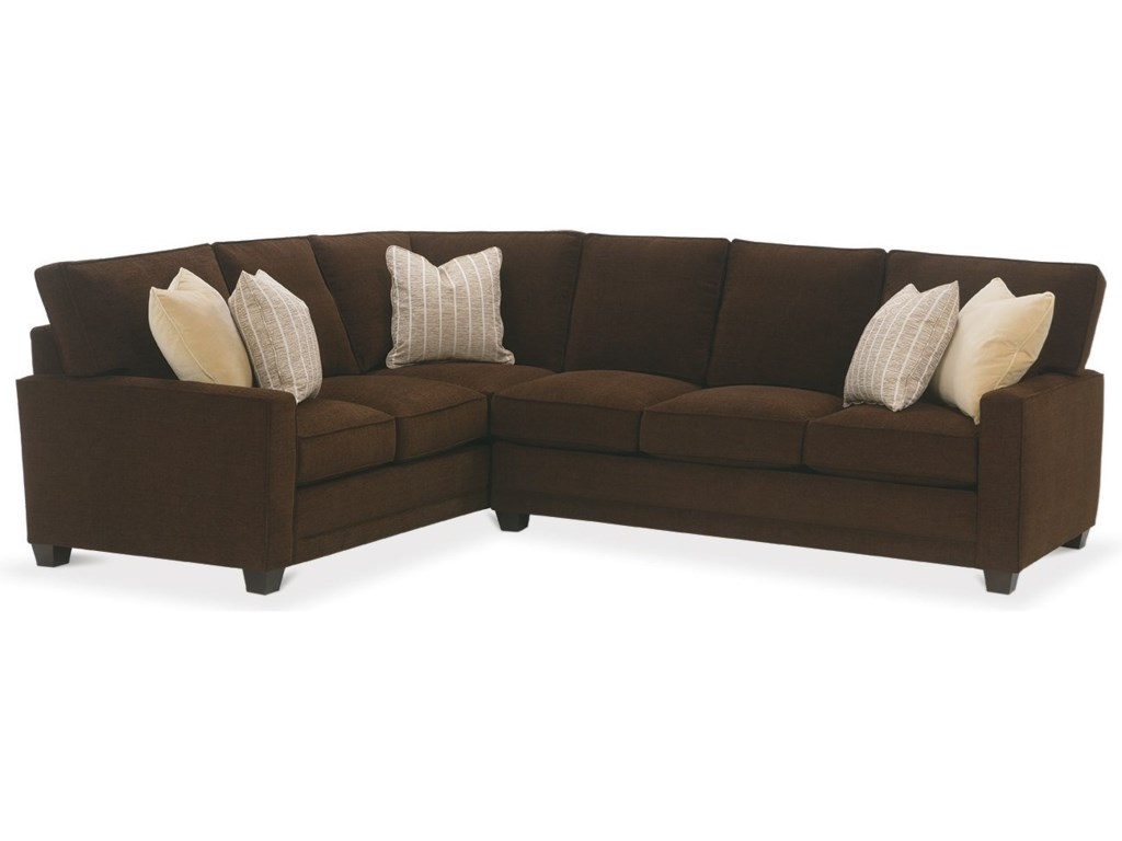 Rowe My Style ICustom Sectional Sofa