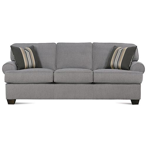 Rowe Cabin Queen Sofa SLeeper