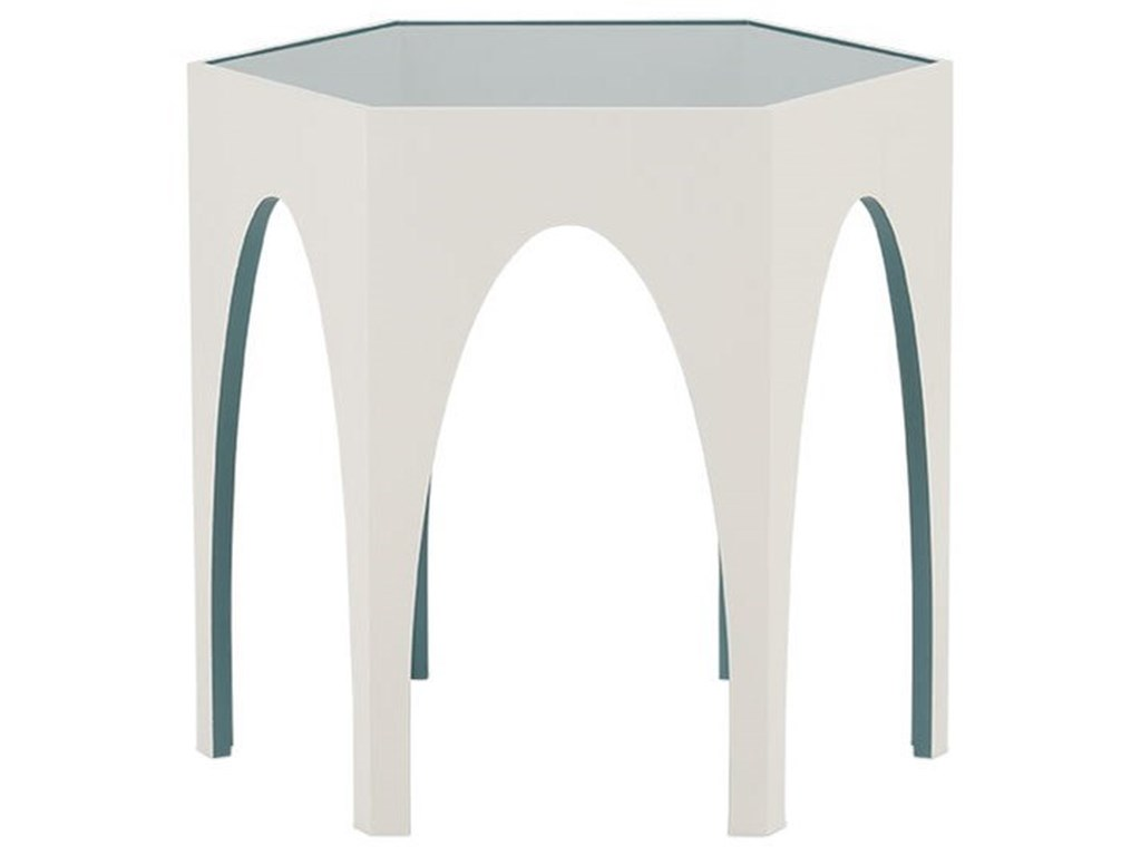 Rowe CathedralEnd Table