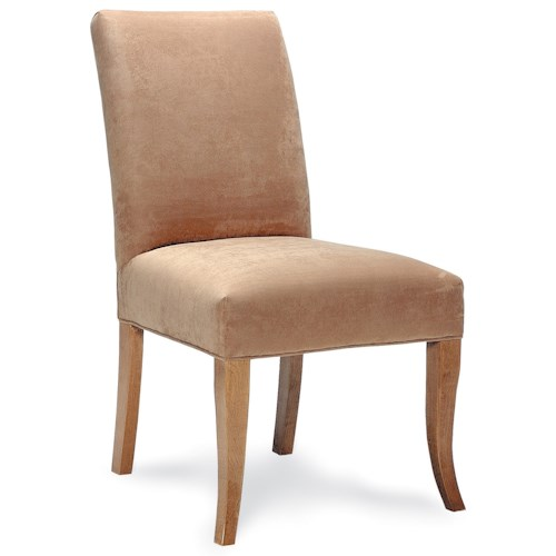 Rowe Chairs and Accents Stardust Upholstered Dining Side Chair