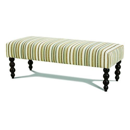 Rowe Chairs and Accents Crosby Bench Ottoman