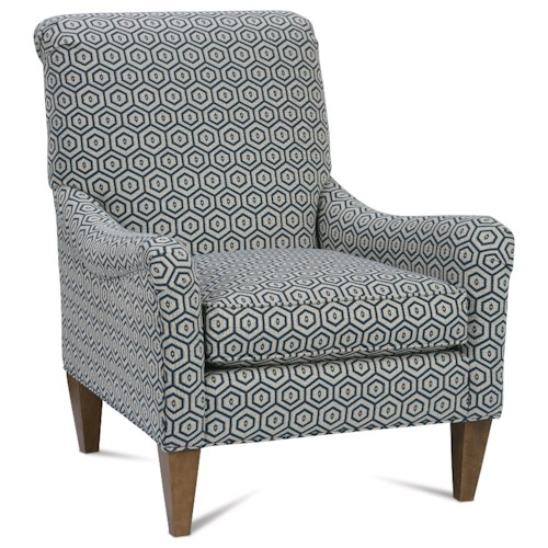 Rowe Chairs and Accents Highland Upholstered Chair