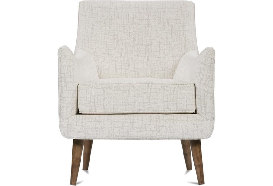 Rowe Chairs and Accents Nolan Upholstered Chair   Sprintz ...