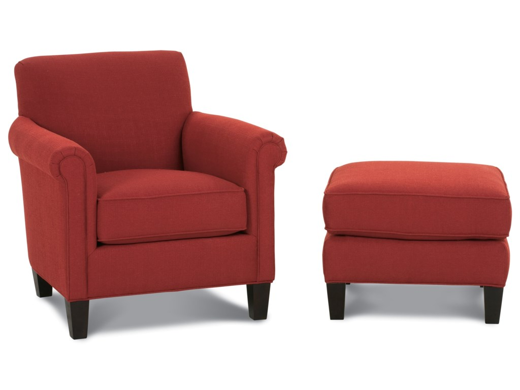 Rowe Chairs and AccentsMcGuire Arm Chair