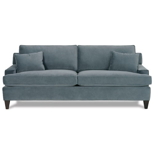 Rowe Chelsey Upholstered Stationary Sofa