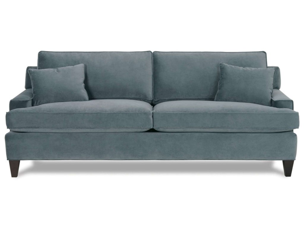 Rowe Chelsey K139Q-000 Contemporary Sofa Sleeper with Queen ...