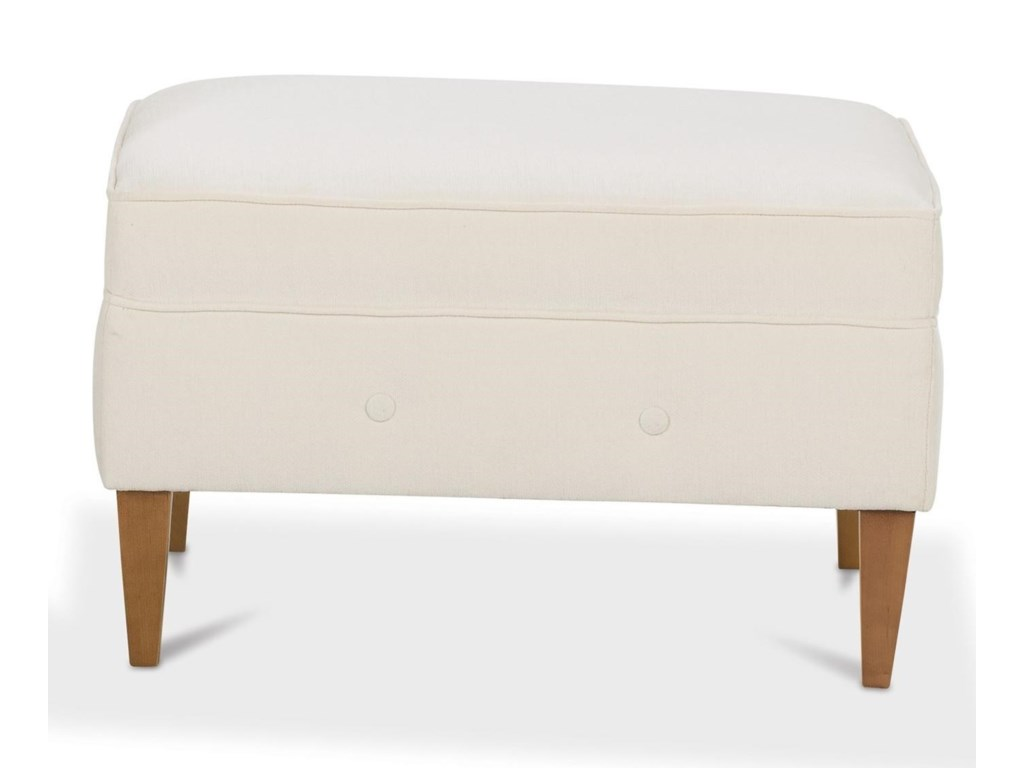 Rowe Claire Ottoman
