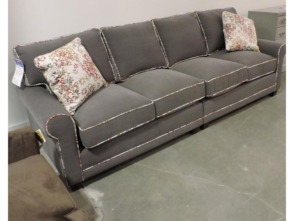 Rowe   2 Pc Sectional