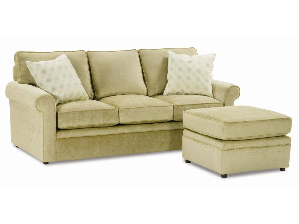 With Coordinating Sofa