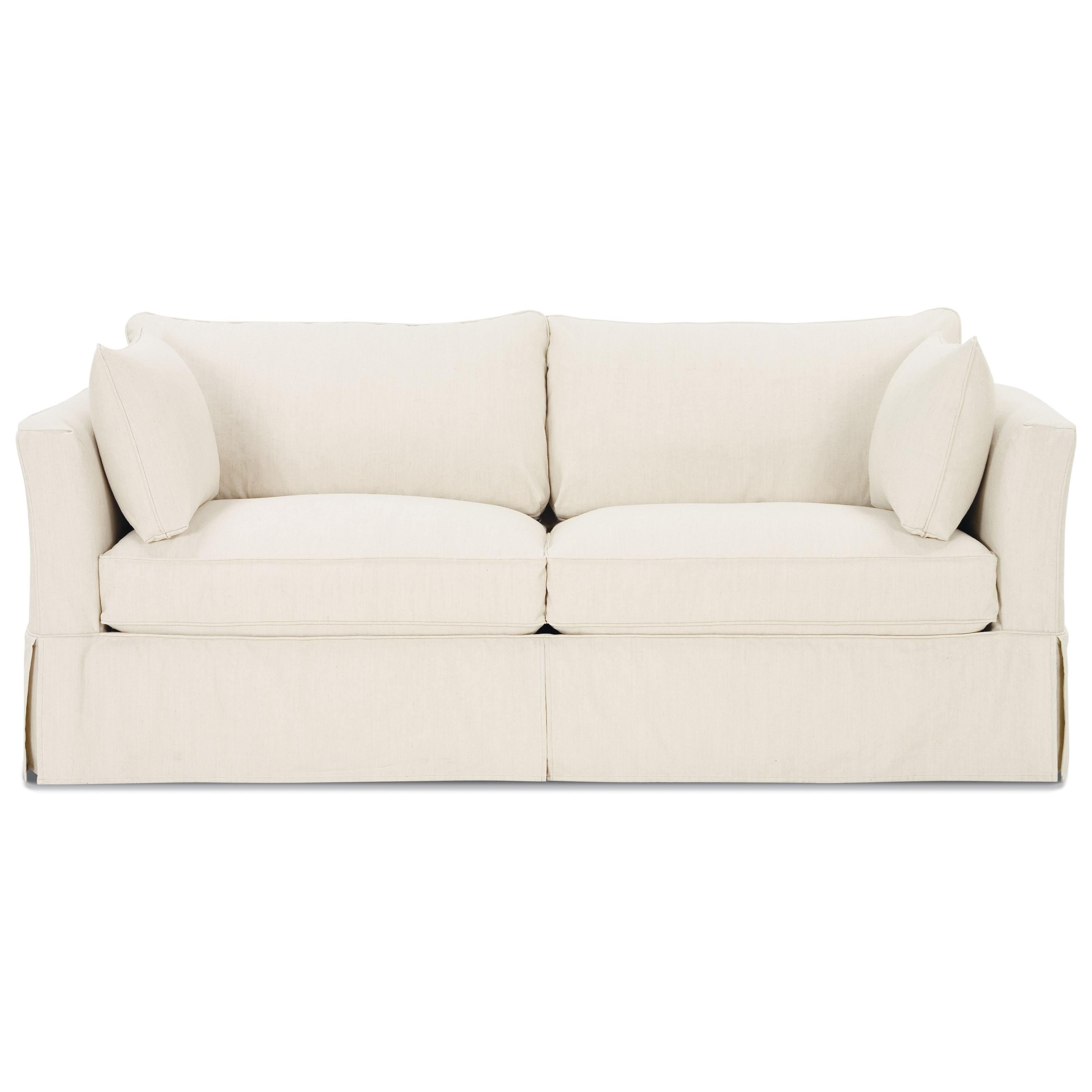 rowe darby h230 000 upholstered slipcover stationary sofa baer s rh baers com rowe slipcover sofas review rowe slipcovered sofa reviews