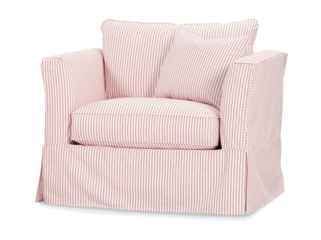 Rowe DarbySlipcover Chair