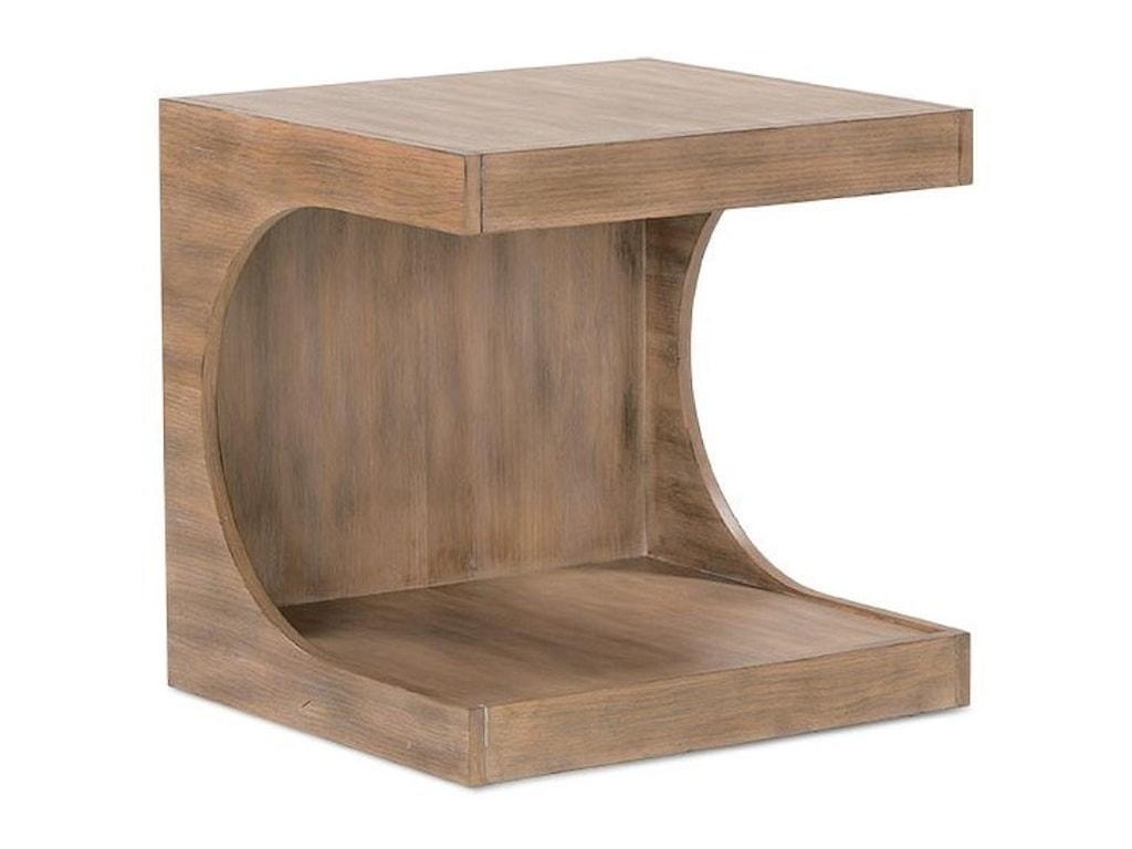 Rowe DuneEnd Table