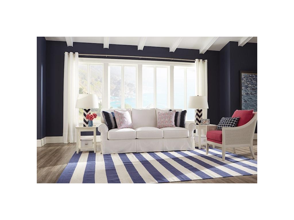 Rowe EastonQueen Bed Sofa