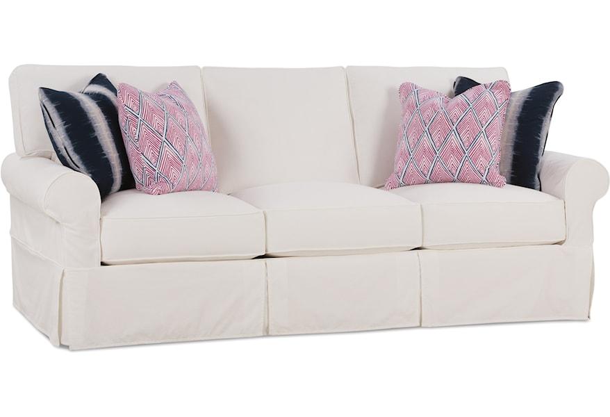 Rowe Easton Casual Queen Sleeper Sofa