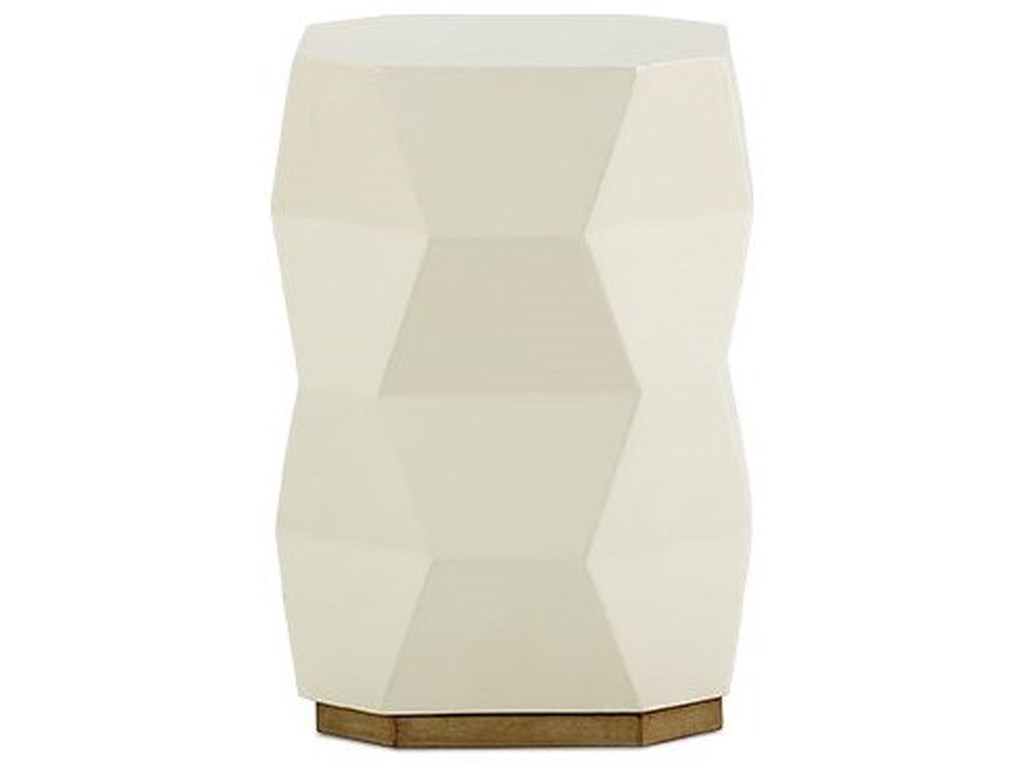 Rowe FacetEnd Table