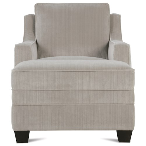 Rowe Fuller Transitional Chair