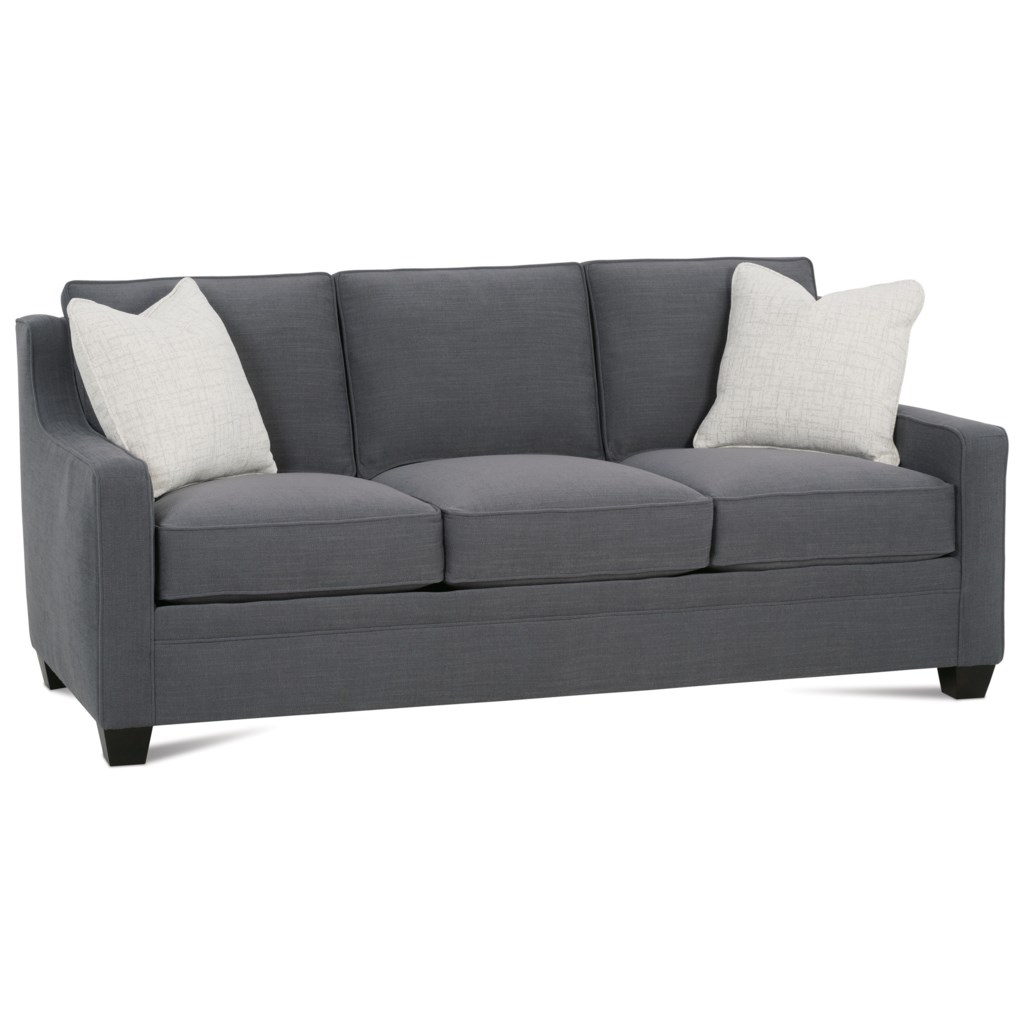 Rowe Fuller P180 028 Full Bed Sleeper Sofa Hudson S Furniture  # Muebles Dor Pibo