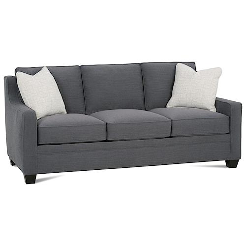 Rowe Fuller Full Bed Sleeper Sofa