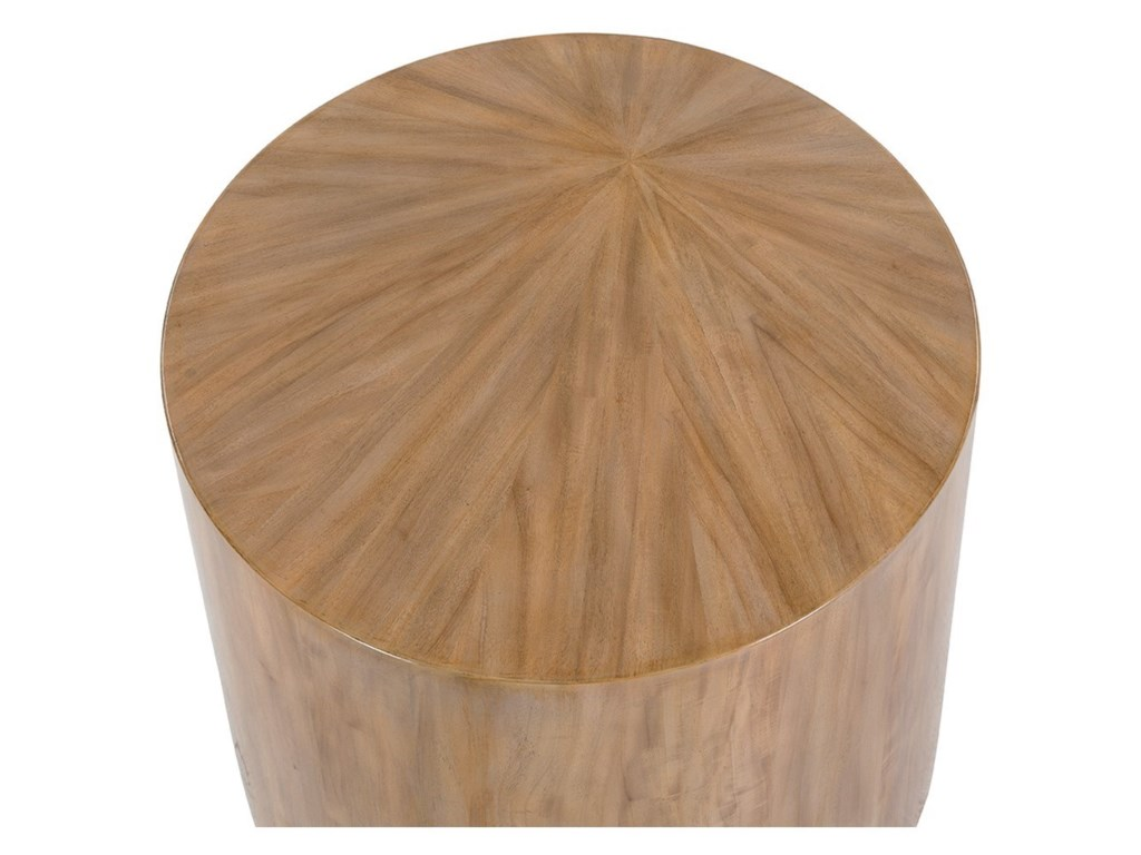 Rowe GeminaEnd Table