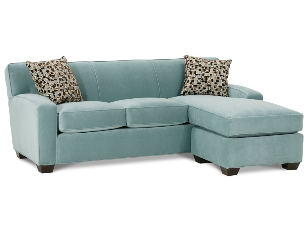Rowe HorizonStationary Sectional with Chaise