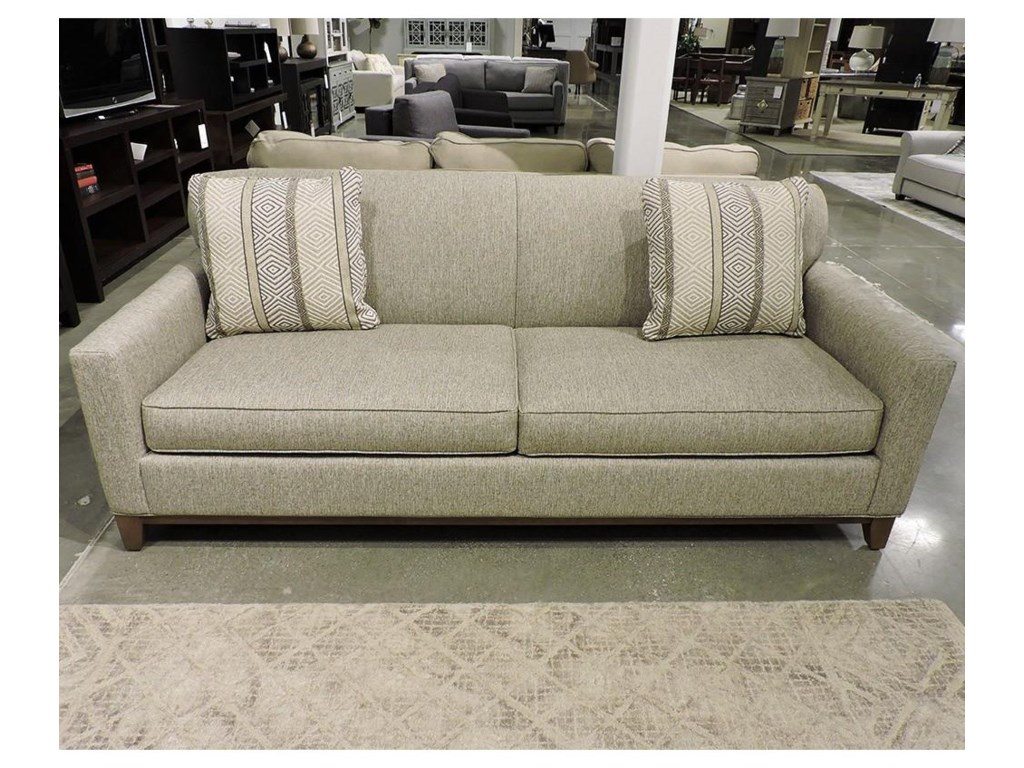 Martin Queen Sofa Sleeper By Rowe At Belfort Furniture