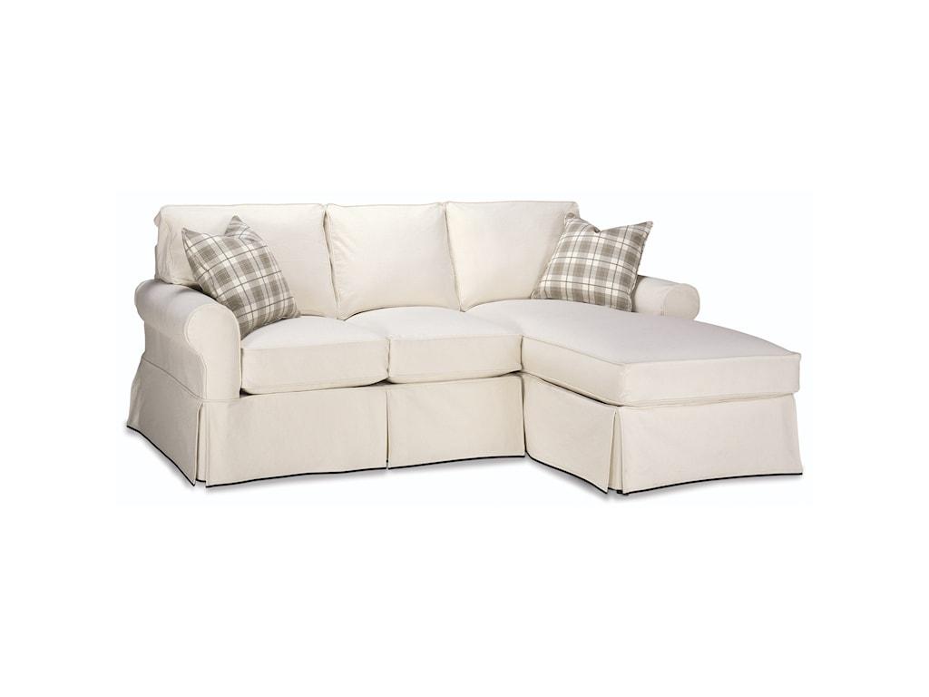 Rowe MasqueradeSectional Sofa