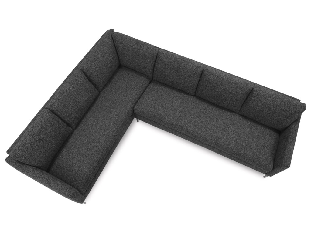 Rowe Modern MixSectional Sofa